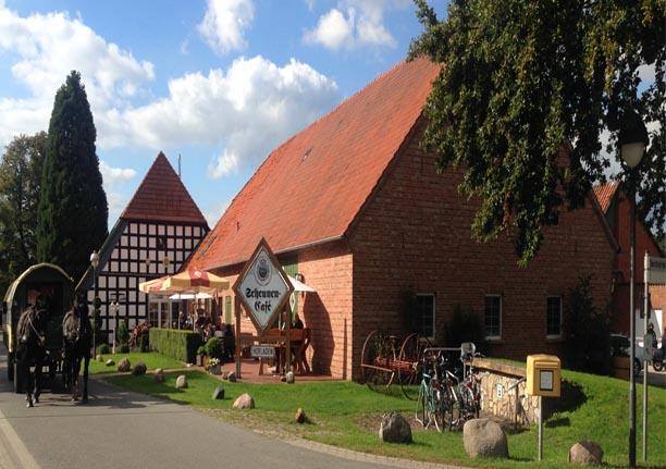 Scheunen-Café